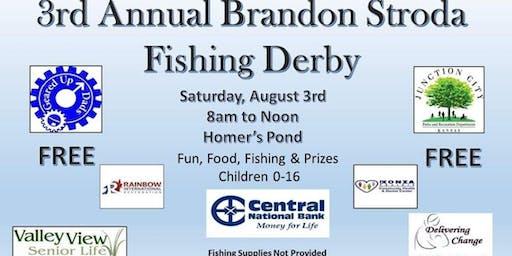 3rd Annual Brandon Stroda Kids Fishing Derby