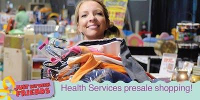 Health Services Presale Fall / Winter 2019 Savings Event - JBF Germantown