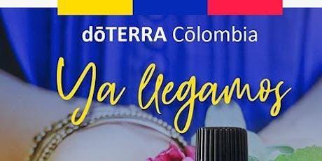 Desarrollando tu futuro con Doterra (Bogotá) entradas
