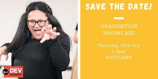 Dev Academy's Graduation Showcase Auckland