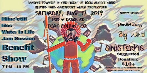 Water Protector Benefit Show