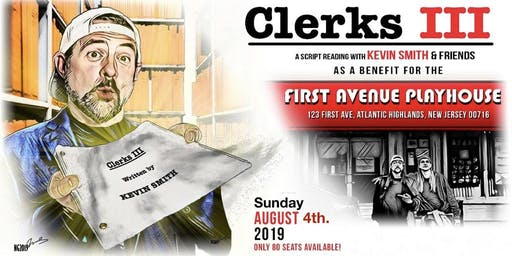 Clerks 3 Script Reading Reboot for First Avenue Playhouse