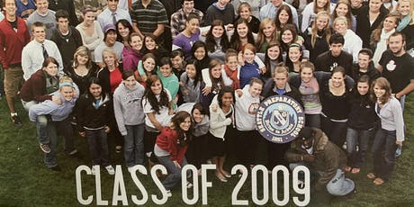 SEATTLE PREP - Class of 2009 - 10 YEAR REUNION tickets
