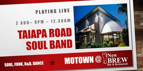 Motown@NewBrew tickets