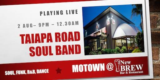 Motown@NewBrew
