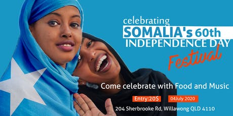 Somalia's 60th Independence day Festival tickets