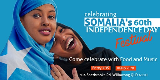 Somalia's 60th Independence day Festival