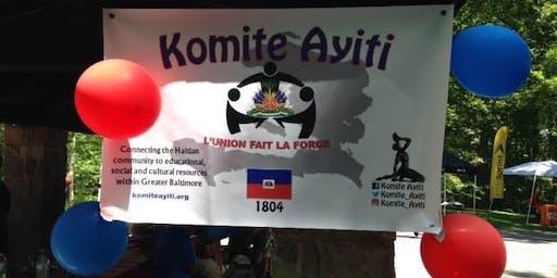 Komite Ayiti's 4th Annual Community Cookout