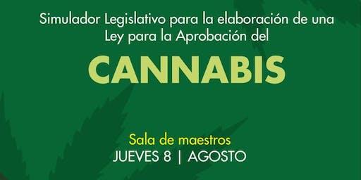 Simulador Legislativo para la elaboración de una Ley para la aprobación del Cannabis