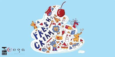 Vega School: Fresh Cream Student Showcase tickets