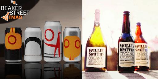 Beer vs. Cider: The Science of Booze workshop & tasting