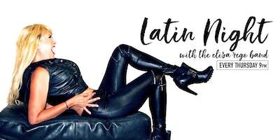 Elisa Rego Band 'Latin Night'