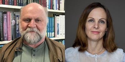 Sprigg lecture: Prof. Bob Hill and Dr. Mika Peace - Australia's tempestuous relationship with wild fire