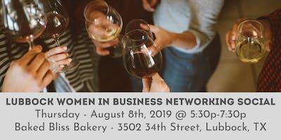 Lubbock Women In Business Networking Social