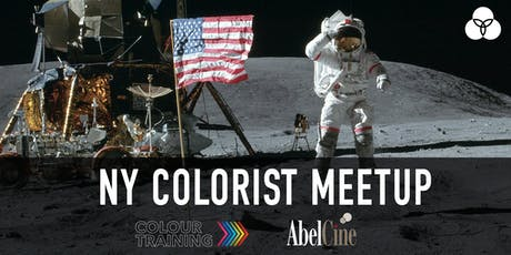 NY COLORIST MEETUP - APOLLO 11 ANNIVERSARY and HOW IT MIGHT LOOK LIKE NEXT TIME WE LAND ON THE MOON tickets