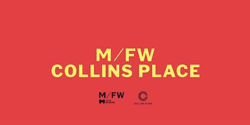 Collins Place/ Melbourne Fashion Week Fashion Event