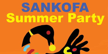 Awaking Sankofa Summer Party tickets