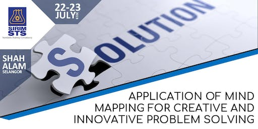 APPLICATION OF MIND MAPPING FOR CREATIVE AND INNOVATIVE PROBLEM SOLVING