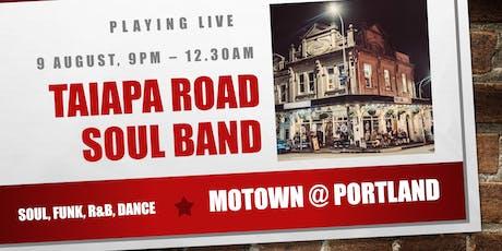 Motown@Portland tickets