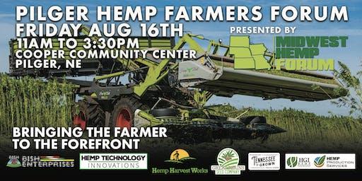 Northeast Nebraska Hemp Farmers Forum