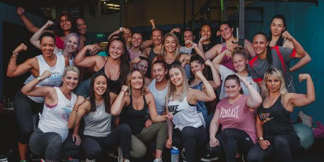 Celebrate the Girl Squad first birthday with a FREE class! tickets