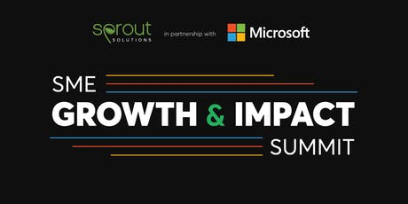 SME Growth and Impact Summit tickets