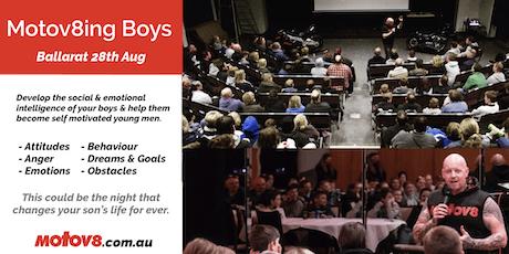 Motov8ing Boys - Ballarat tickets