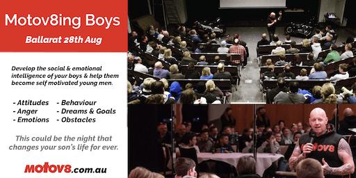Motov8ing Boys - Ballarat