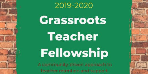"Grassroots Teacher Fellowship: ""Sucktober"" & Teacher Wellness"
