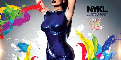 NYKL's Fuego Thursdays | Body Paint Independence Party tickets