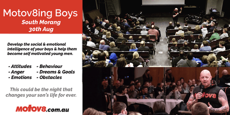 Motov8ing Boys - South Morang tickets