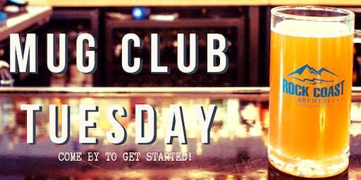 Mug Club Tuesday