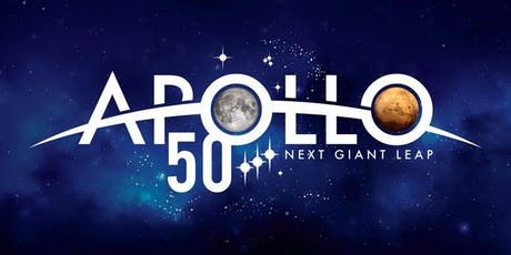 Downtown Rotary Celebrates NASA's 50th Anniversary of the Moon Landing, with NASA Director Mark Geyer and Special Guest Astronauts tickets