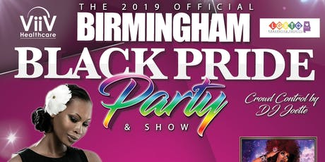 The Official Bham Black Pride Party tickets