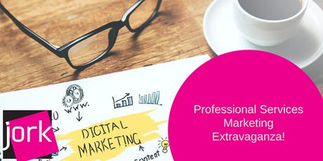 Professional Services Marketing Extravaganza!  tickets