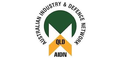 AIDN QLD/DEFNQ Lockheed Martin/CDIC Briefing