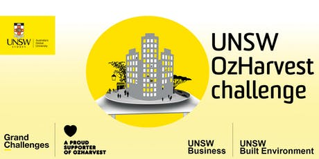 UNSW OzHarvest challenge | Review centre tickets