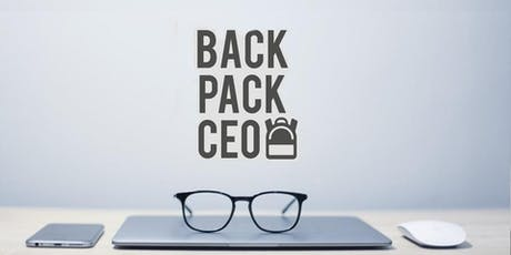 BACKPACK CEO tickets