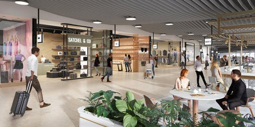 Brisbane Airport Opportunities - Domestic Terminal Upgrade