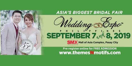 Asia's Biggest Bridal Fair tickets