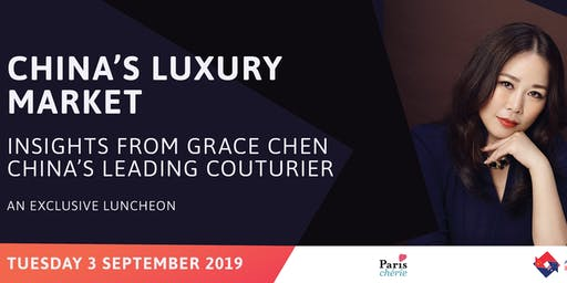 ACBC Vic: China's Luxury Market: Insights from Grace Chen, China's Leading Couturier