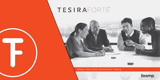Biamp Tesira Forte Certification Training (Adelaide)