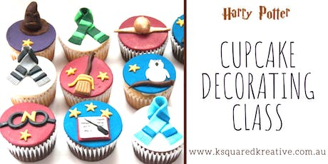 July 18th - Kids Kingsley: Cupcake Decorating Class tickets
