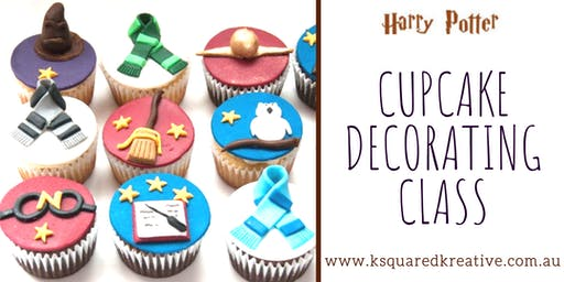 July 18th - Kids Kingsley: Cupcake Decorating Class