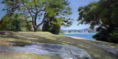 ParkArts Painting Outdoors: 9x5 with Kevin McKay tickets