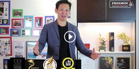 FREE Workshop with Michael Tan : Business Startup Masterclass  ( worth RM197 )  tickets