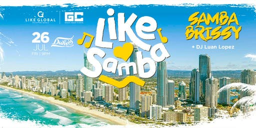 26.07 - Like Samba I Samba Brissy