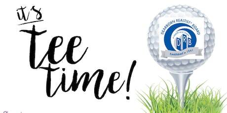 2019 Dearborn Realtist Boards 32nd Annual William G. Gray Golf & Scholarship Outing!  tickets