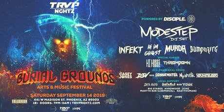 Burial Grounds Arts & Music Festival  tickets