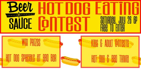 BeerSauce Hot Dog Eating Contest tickets